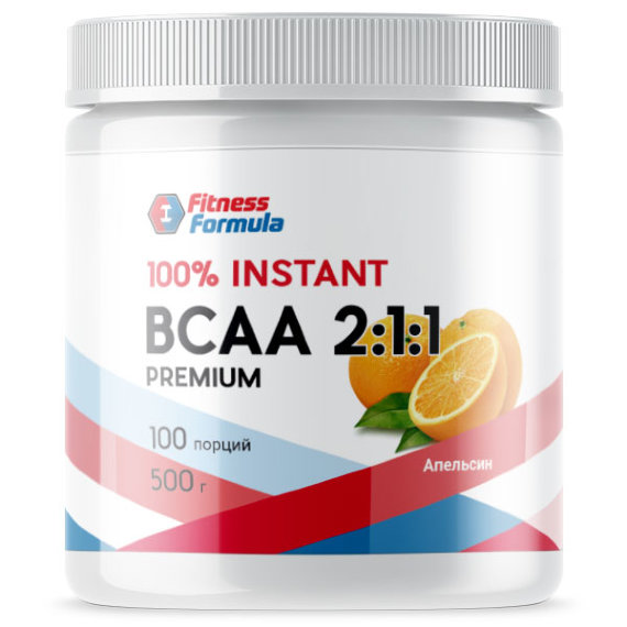 BCAA 2:1:1 100% Instant