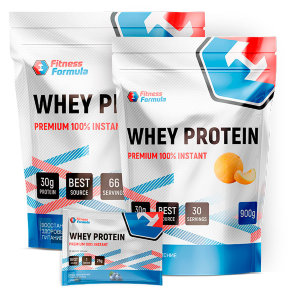 Whey Protein 100% Instant