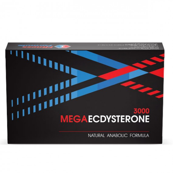 Ecdysterone Mega, 250mg